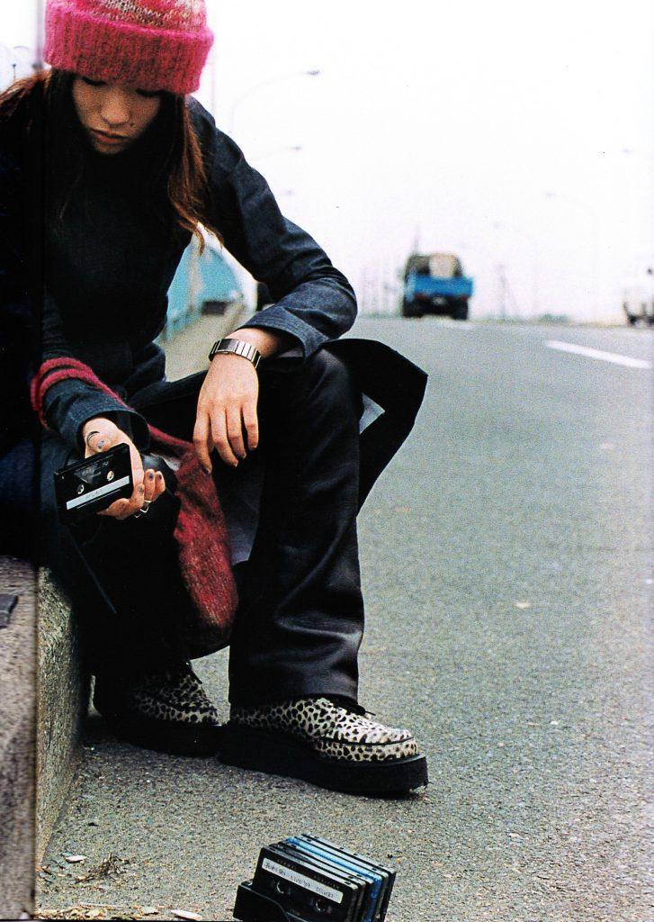 H杂志2000年02月刊 椎名林檎
