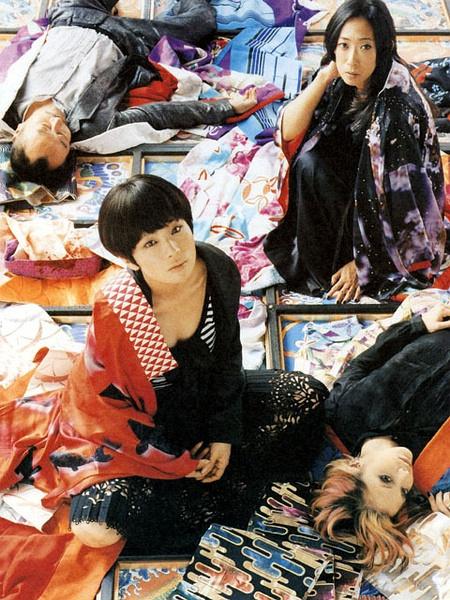 02「H」杂志 2007年03刊 封底 椎名林檎