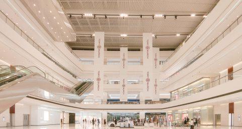 沈阳市府恒隆广场 (Forum 66)