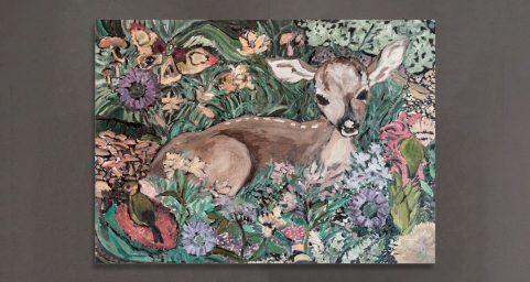 Deer&flora.