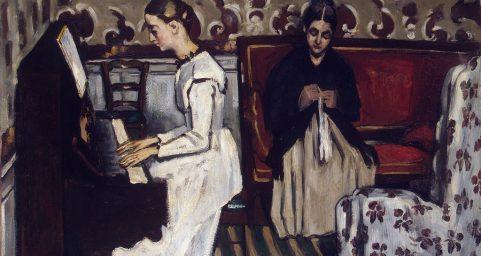弹钢琴的少女(唐豪瑟序曲)
