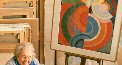 Sonia Delaunay 索妮娅·德劳内 人物生平