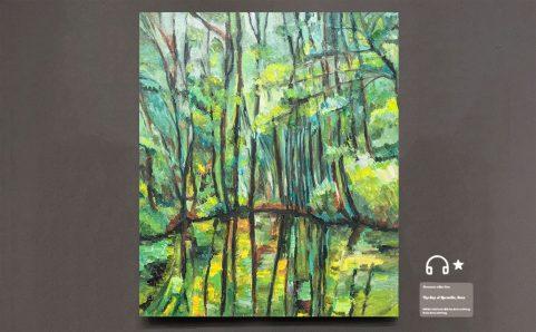 In the Woods iii.