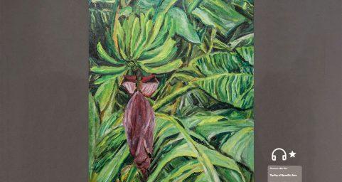 Banana Flower.