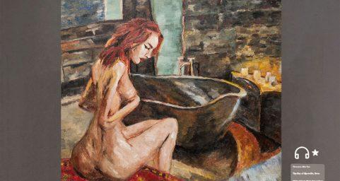 Venus with a bathtub.