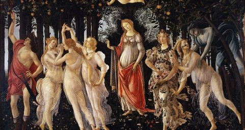 [Cecile]油画是挂毯的山寨货