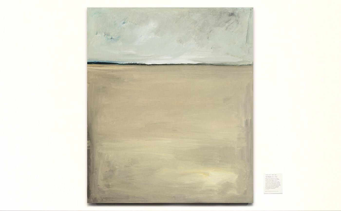 AM06:57 布面油画