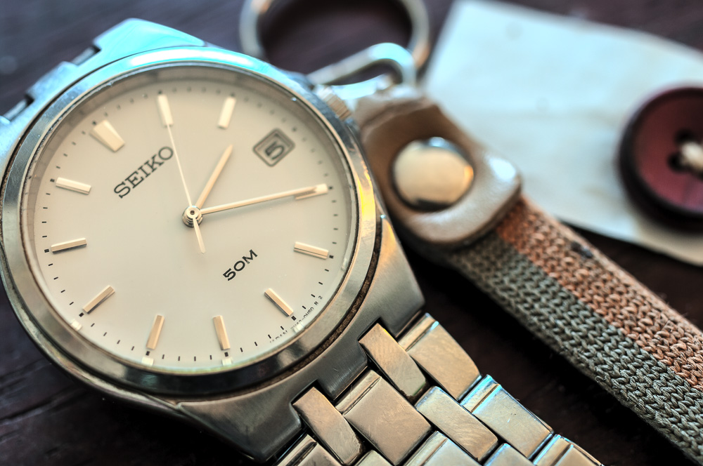 Seiko Watch.精工手表