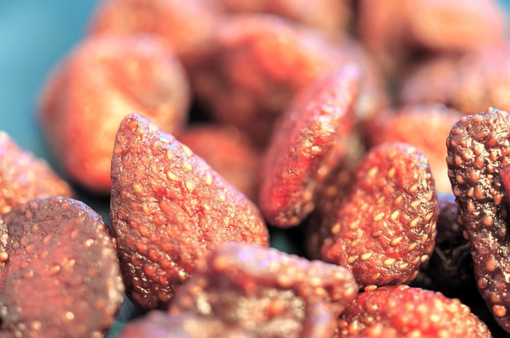 dried strawberry.草莓干
