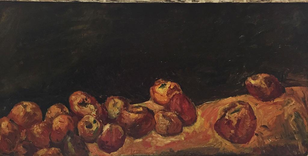 Apples by Chaim Soutine