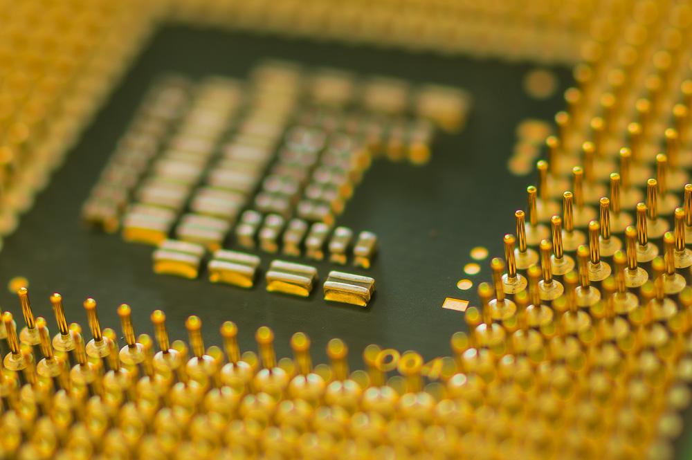 cpu. 中央处理器