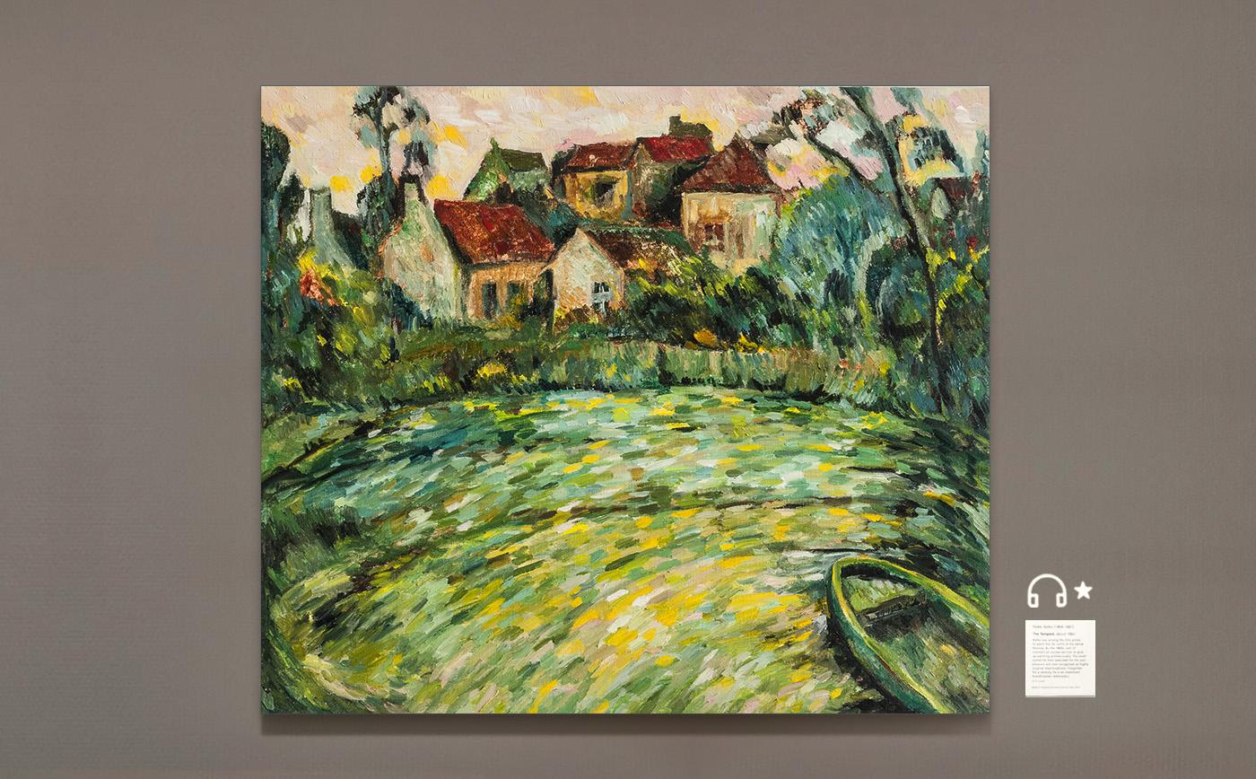re Village by the Water, Montreal Bellay 河畔村庄,蒙特利尔伯尔尼