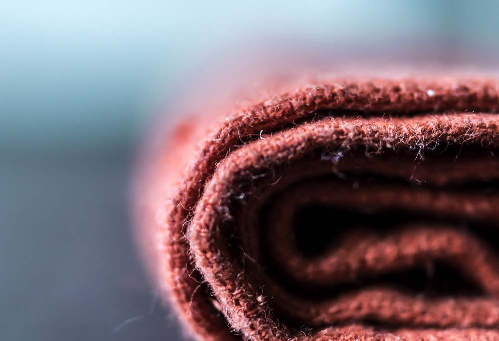 towel.毛巾