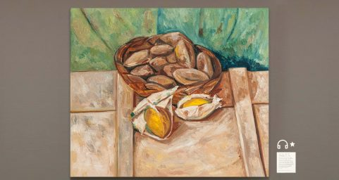 Still Life with Potatoes.