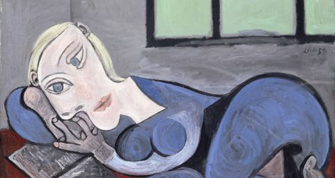 [Cecile]毕加索和他的情人们