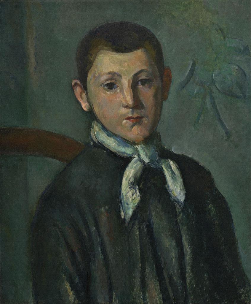Portrait of Louis Guillaume, 1879-80