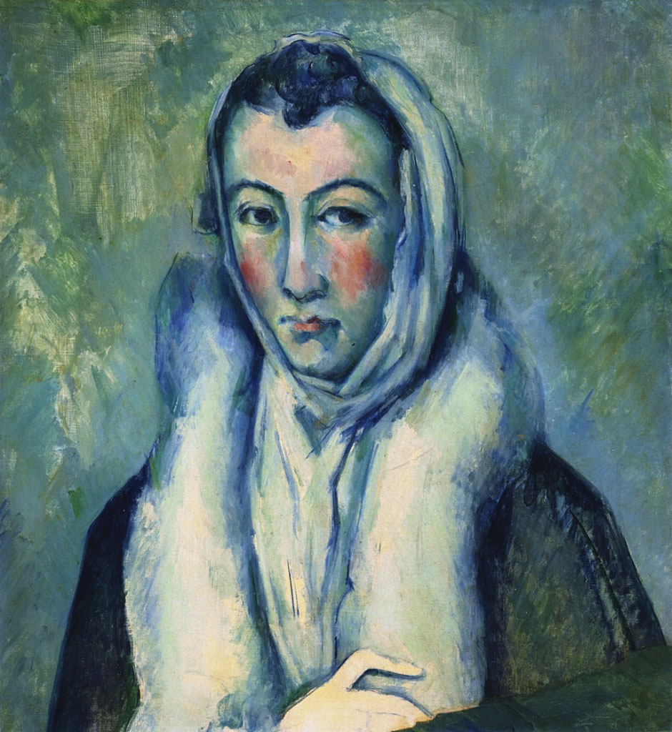 Portrait of a Woman.妇人肖像