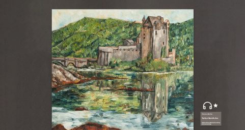 The Castle of Donan.