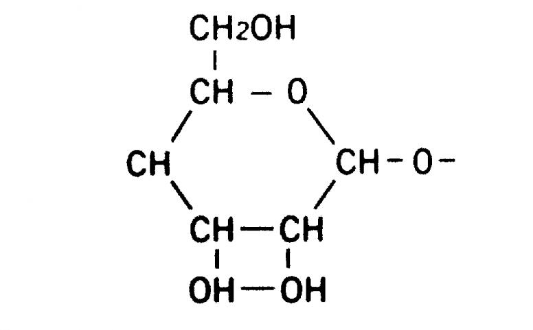 纤维分子式