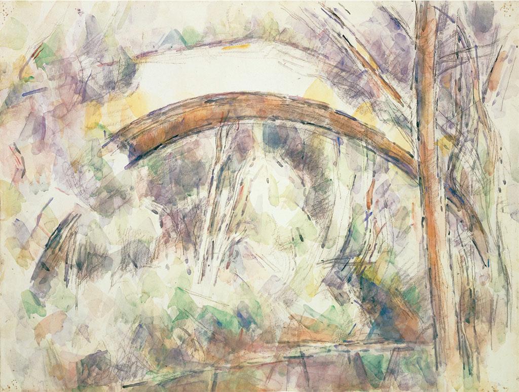 The Bridge of Trois-Sautets 三部斯太特的桥