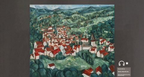 village of Alsace.
