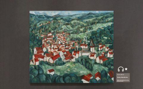 village of Alsace.