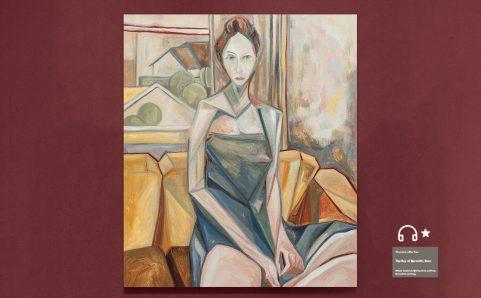 Lady by a window E.