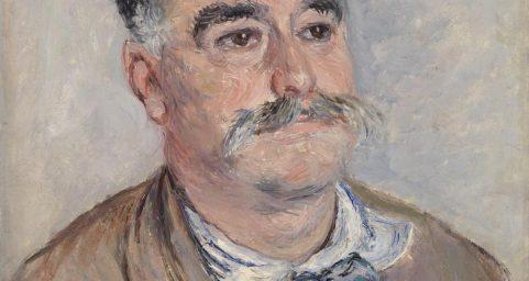Portrait de Monsieur Coqueret