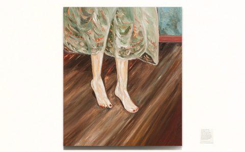 dancer's dress.