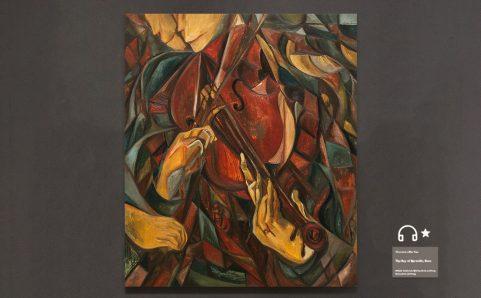 violinist BWV 1003.