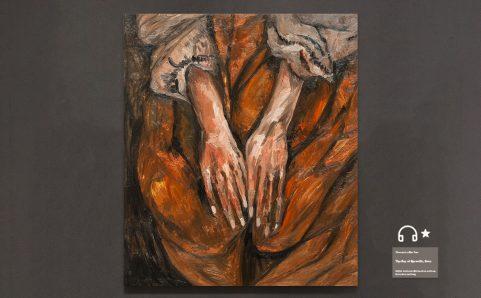 少年的双手.